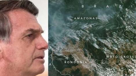 Vale tudo em nome do ódio a Bolsonaro, inclusive culpá-lo por um fenômeno que ocorre há décadas