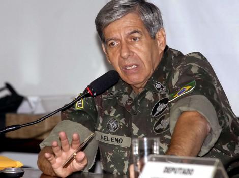 """General Heleno detona a França: """"onde eles passaram, deixaram rastro de destruição, de confusão, de miséria"""" (Veja o Vídeo)"""