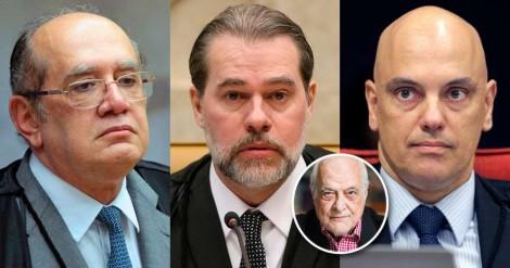 A definição a respeito dos ministros do STF na visão certeira e qualificada do jornalista J.R. Guzzo (Veja o Vídeo)
