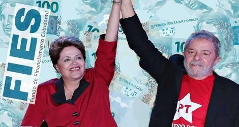 Esquema petista de fraudes no FIES, que deixou donos de universidades bilionários, é o novo alvo da PF