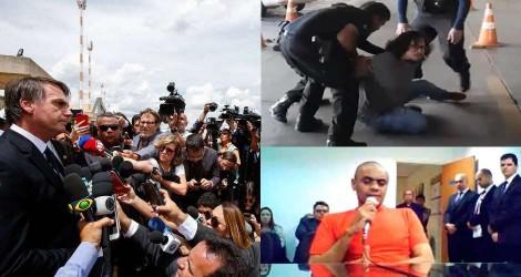 Qual a diferença entre a extrema-imprensa, o homem que invadiu o Congresso e Adélio Bispo? (Veja o Vídeo)
