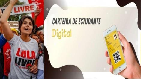 Por dinheiro, PCdoB de Manuela quer acabar com a gratuidade da carteira de estudante