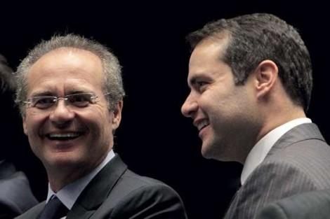 Tal pai, tal filho: PF desvenda roubalheira que abala o governo de Renan Filho