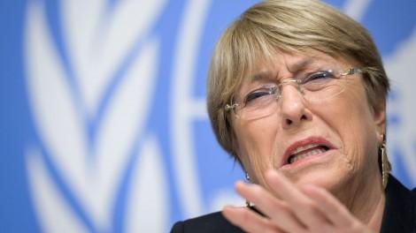 Quem diria, Bachelet na Lava Jato