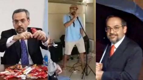 O deboche e a genialidade de Abraham Weintraub na ridicularização da esquerda (Veja o Vídeo)