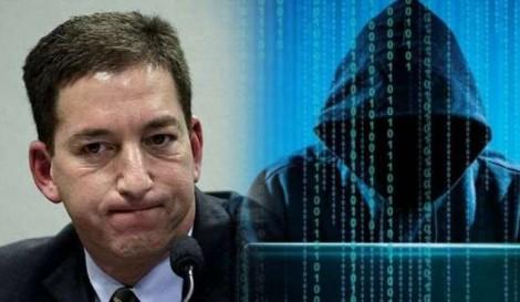 Covarde, Glenn permanece calado e PF apura 737 mensagens dos hackers