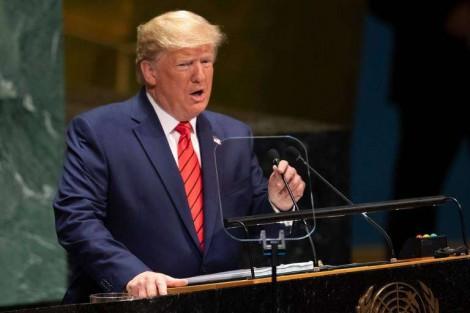 """Trump afirma na ONU que o """"futuro não pertence aos globalistas, mas sim aos patriotas"""""""