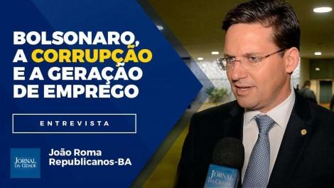 """""""Chegamos ao estágio de ter que comemorar a lisura de um homem público"""", afirma o deputado João Roma. (Veja o vídeo)"""
