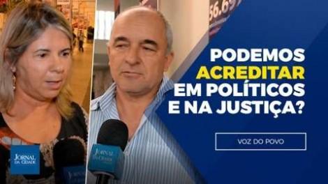 A Voz do Povo: Justiça brasileira sempre vai legislar em causa própria, critica cidadão (Veja o Vídeo)
