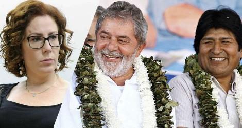 Zambelli denuncia crimes de Lula e Evo contra bolivianos e brasileiros (Veja o Vídeo)