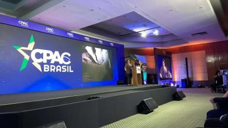 CPAC Brasil, o uso de dinheiro ruim para uma coisa boa e o hipócrita chilique da esquerda