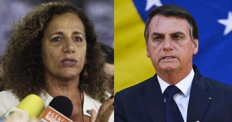Jandira Feghali e oposição estariam armando para jogar psicólogos e assistentes sociais contra Bolsonaro