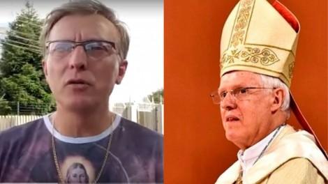 De fiel católico, arcebispo recebe a mais contundente e desmoralizante resposta (Veja o Vídeo)