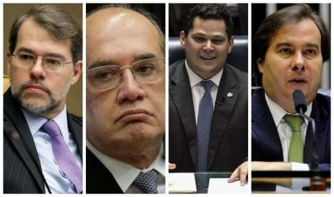 As verdadeiras ameaças contra o governo e a mais recente decisão de Gilmar Mendes