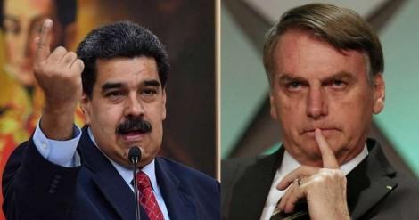 """Bolsonaro alerta: """"o Foro de São Paulo está mais vivo do que nunca"""" (veja o vídeo)"""
