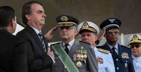 """Bolsonaro declara que Exército está preparado para usar artigo 142: """"não podemos ser surpreendidos"""""""