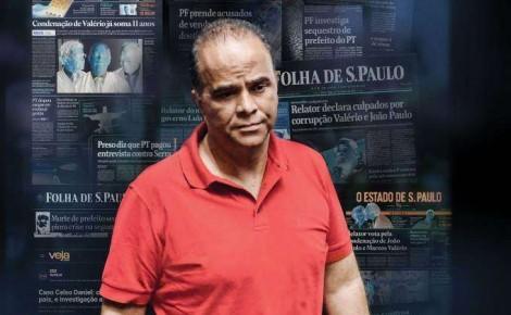 Em novo depoimento, Marcos Valério cita Lula como mandante do assassinato de Celso Daniel