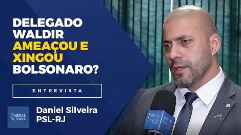 """Daniel Silveira, o polêmico deputado que flagrou o Delegado Waldir ameaçando """"implodir Bolsonaro"""" (veja o vídeo)"""