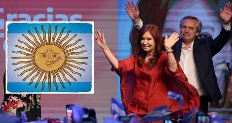 Títulos argentinos despencam após vitória de poste de Cristina Kirchner