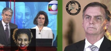 O Grupo Globo está na linha de frente do golpe para derrubar Bolsonaro