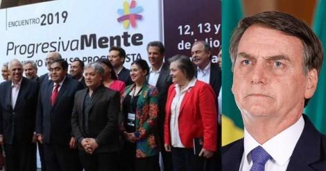 Grupo de Puebla: a esquerda radical que se veste de progressista e quer derrubar Bolsonaro (veja o vídeo)
