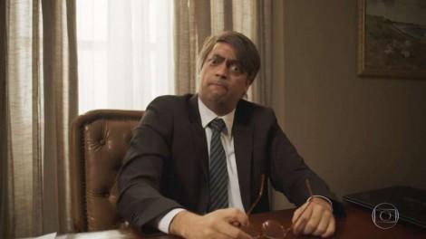 """Programa """"humorístico"""" da Globo debocha de desabafo de Bolsonaro sobre """"calúnia"""" da emissora (veja o vídeo)"""