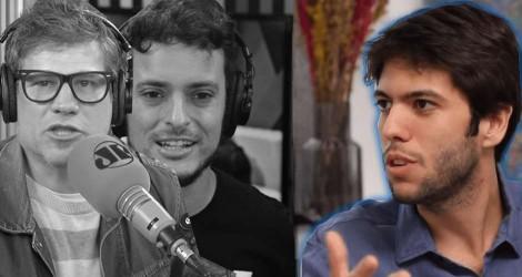 Caio Coppolla revela clima pesado no Morning Show e manda indireta para Edgard