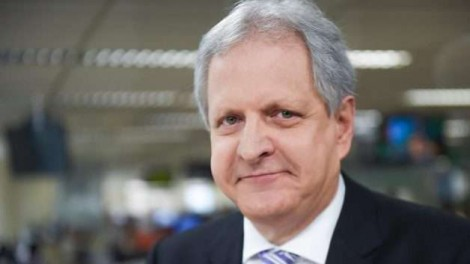 Apoio incondicional ao premiado jornalista Augusto Nunes