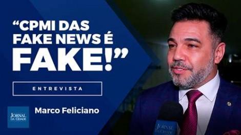 Marco Feliciano denuncia: CPMI das Fake News tem vampirão, múmia... um circo de horrores! (Veja o vídeo)
