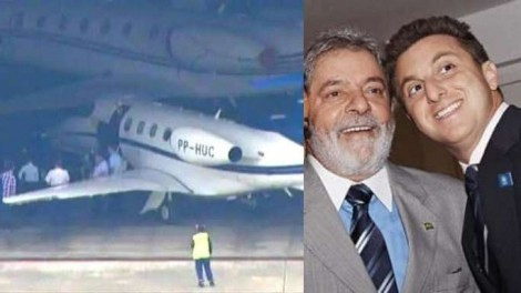 Lula e Huck: Concurso de amigos ou sociedade do mal?