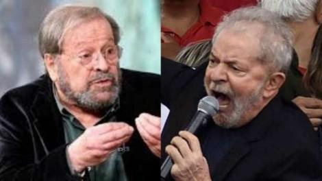 """Para Vereza, discurso de Lula denota """"mediunidade maléfica"""" e a sua influência sobre a """"seita"""" (veja o vídeo)"""
