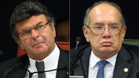"""Fux dá resposta a """"os incomodados que se mudem"""" de Gilmar e suspende processo contra Dallagnol"""