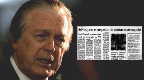 Um caso semelhante ao do goleiro Bruno: o homicídio no caminho tortuoso de Luciano Bivar