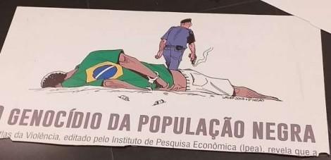 """Esquerda diz ser preocupada com o """"genocídio negro"""", mas não para de financiá-lo comprando drogas"""