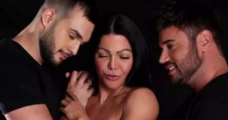 Fim dos tempos? Pastora faz ensaio sensual para comemorar casamento gay em sua igreja