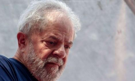 """Lula quer ser """"preso novamente"""". É o que lhe resta..."""
