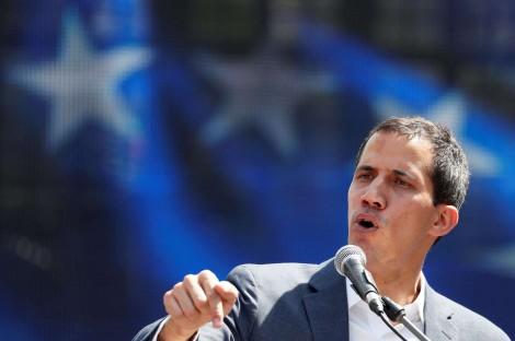 """Guaidó responde ao meliante petista: """"usted estuvo preso como el ladrón que es"""" (veja o vídeo)"""