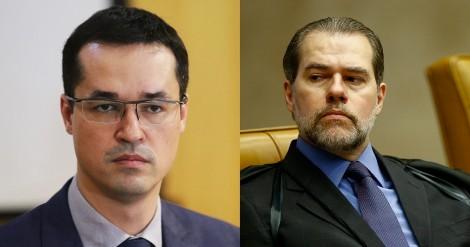 Absurdo: Deltan é punido com advertência por críticas a ministros do STF