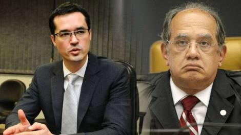 Deltan diz que Gilmar não fez críticas, mas xingamentos que abusam da liberdade de expressão (veja o vídeo)