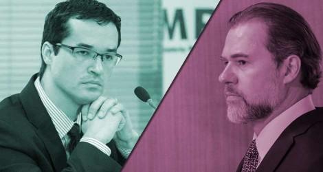 """Destemido, Deltan responde acusações de Toffoli: """"Dizer que a Lava Jato quebrou empresas é uma irresponsabilidade"""""""