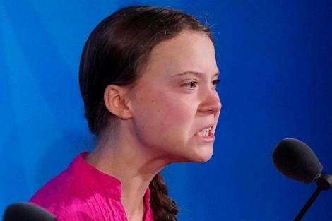 O mundo segundo Greta Thunberg