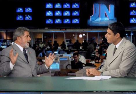 Empresa do Grupo Globo transferiu mais de 450 mil para empresa de Lula, segundo a PF