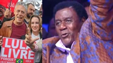 Sinceridade de Tony Tornado põe em pânico a velha turma do #EleNão (veja o vídeo)