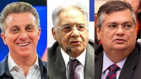 A trama engendrada com FHC: Huck candidato pelo ex-PCB, com Flavio Dino, do PCdoB, como vice