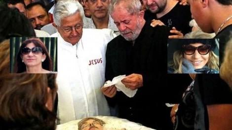 Lula, dona Marisa, as duas amantes e os crimes cometidos (veja o vídeo)