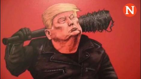 Trump é um estrategista e o tiro foi certeiro, metaforicamente e literalmente
