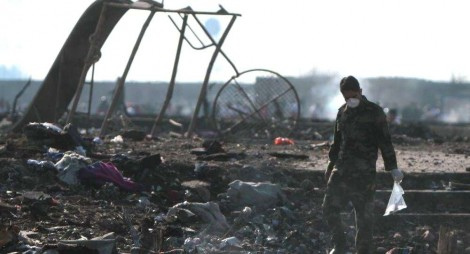Caixas-Pretas de avião são encontradas, mas autoridades iranianas se recusam a entregá-las (veja o vídeo)