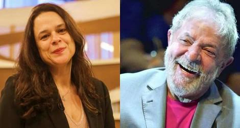 """Janaína Paschoal elogia atitude de Lula e é """"espinafrada"""" nas redes sociais"""
