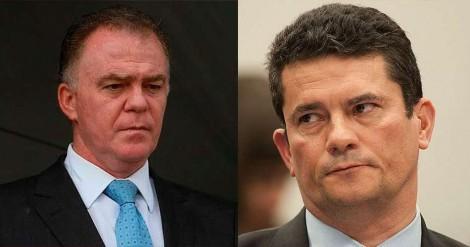 Governador socialista do Espírito Santo se apropria do mérito do ministro Sérgio Moro (veja o vídeo)
