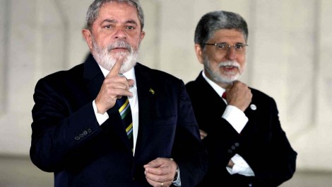"""Para Lula e Celso Amorim, terrorista era """"militar da mais alta hierarquia"""" (veja o vídeo)"""